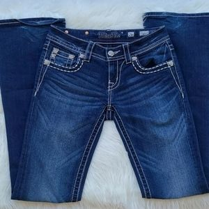 MISS ME WOMEN'S  BOOT  JEANS SIZE 26